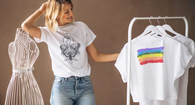 Vytvor si vlastné akciové tričko už od 3,90€