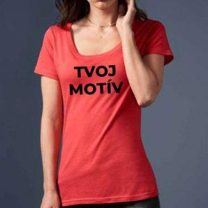Dámske pracovné tričko RESIST