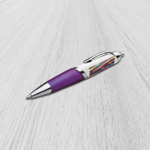 Guľôčkové pero DIGIT FLAT