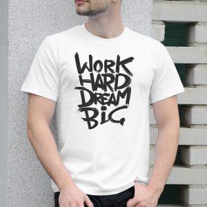 Pánske tričko s potlačou Motivačné