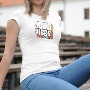 Dámske tričko s potlačou Kreativne