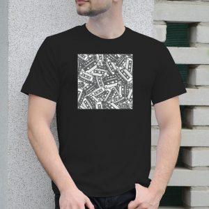 Pánske tričko s potlačou Rap