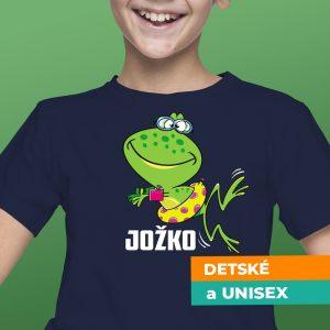 Tričko s potlačou Jožko