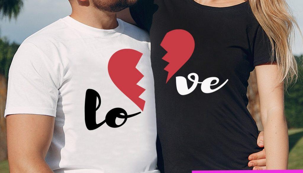 27-003-biele-cierne-tricko-s-potlacou-pre-pary-zalubenych-zamilovanych-laska-frajerka-frajer-frajerku-frajera-dvojica-vztah-spolu-love-heart-srdce