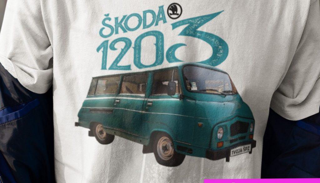 29-009b-tricko-s-potlacou-skoda-1203-auto-veteran-cesko-slovensko-ceskoslovenske-auta