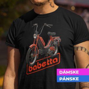 Tričko s potlačou BABETTA