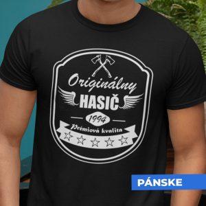 Tričko s potlačou ORIGINÁLNY HASIČ
