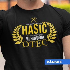 Tričko s potlačou OTEC HASIČ