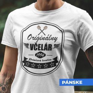 Tričko s potlačou ORIGINÁLNY VČELÁR