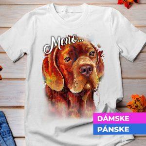 Tričko s potlačou CANE CORSO