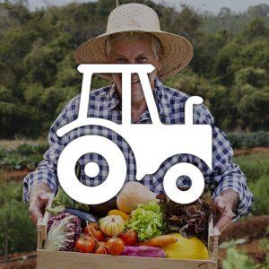 Tričká s potlačou - Farmár