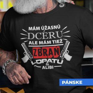 Tričko s potlačou OTEC