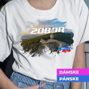 Tričko s potlačou ZOBOR