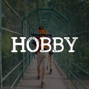 Tričká s potlačou HOBBY