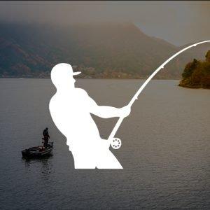Tričká s potlačou pre rybára