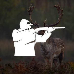 Tričká s potlačou poľovanie