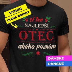 Tričko s potlačou PRE ČLENA RODINY